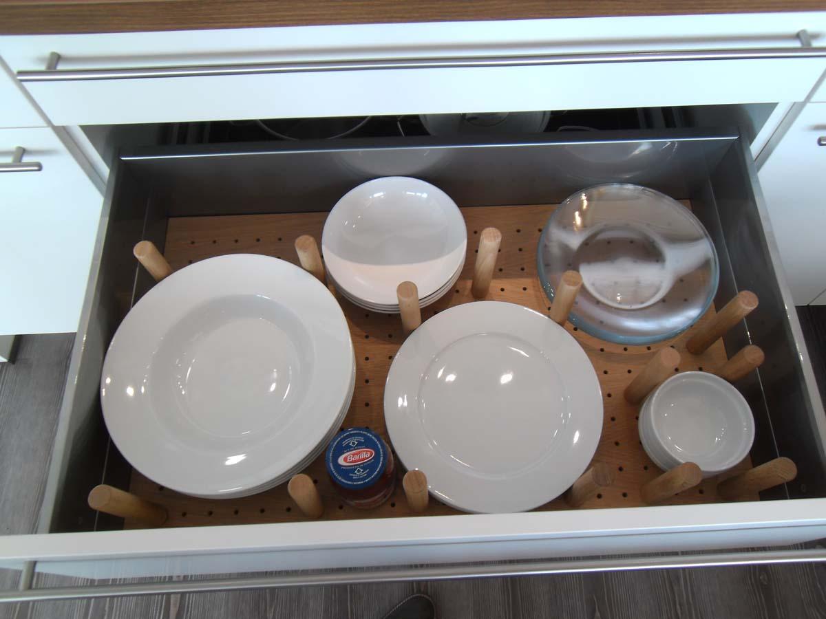 Küche 2 - Auszugsorganisation