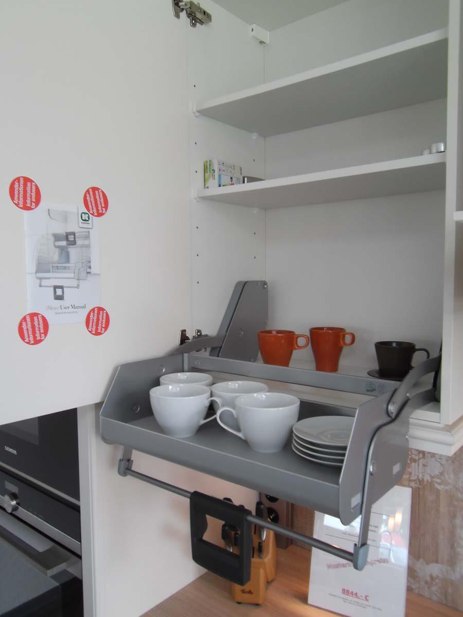 Küche 7 - i-Move Hängeschrankausstattung 1/2