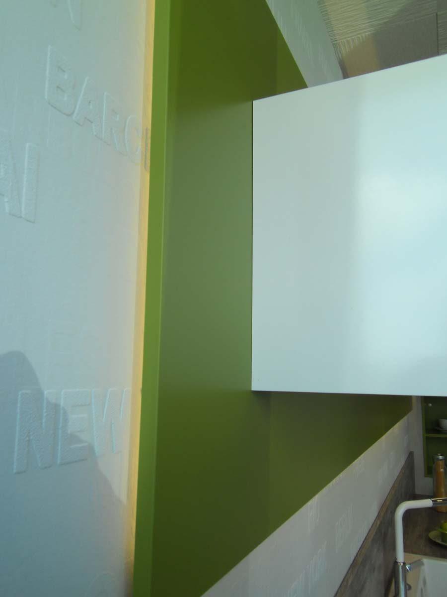 Küche 1 - LED Ambientebeluchtung