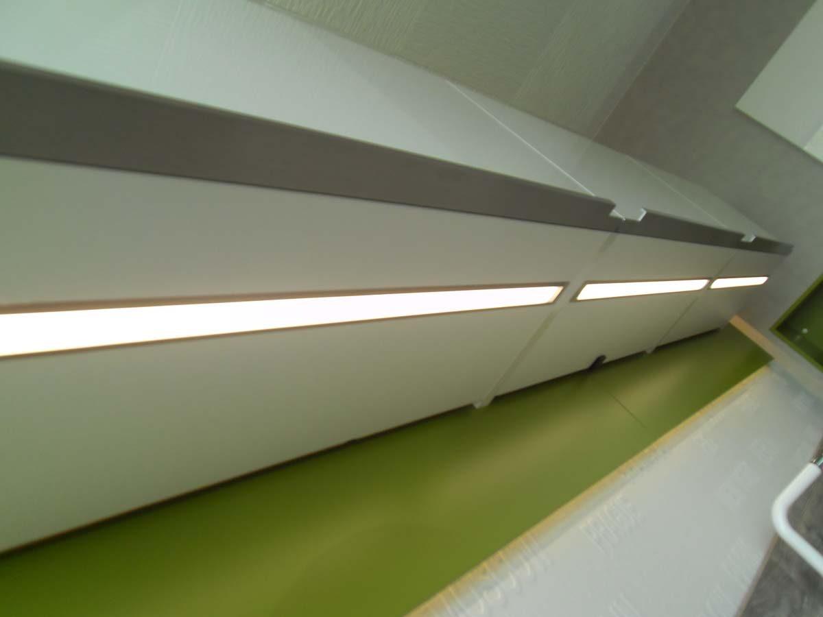 Küche 1 - LED Arbeitsflächenbeleuchtung