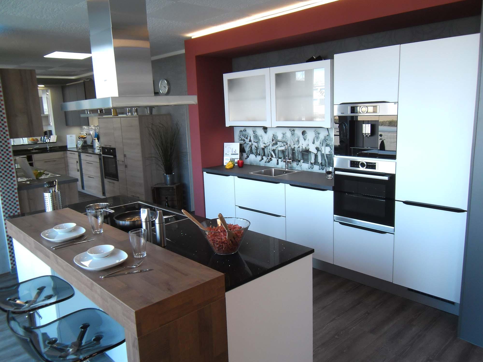 Unsere Ausstellung - Küche Life Style Nobilia Ausstellung